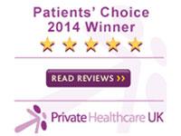 Patient Choice Award Winner: Veincentre