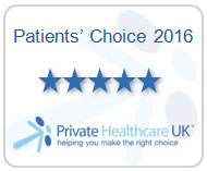 Private Healthcare UK Patients' Choice 2016