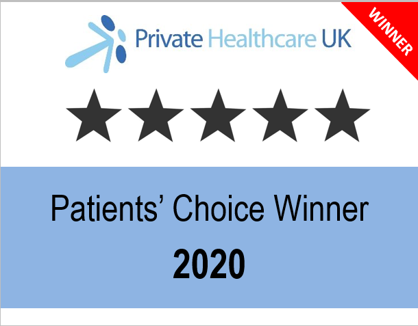 Patients' Choice Awards 2020
