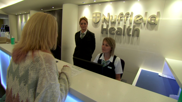 Nuffield Health Guildford Hospital