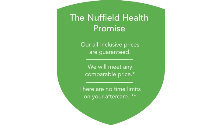 Nuffield Orthopaedic Centre - Private Patients