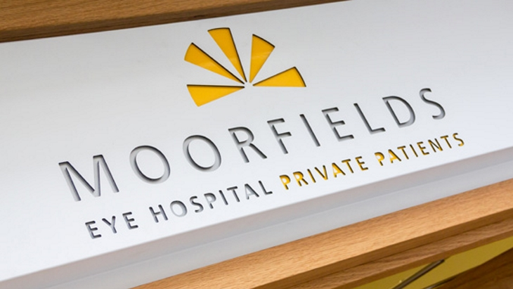 Moorfields Private