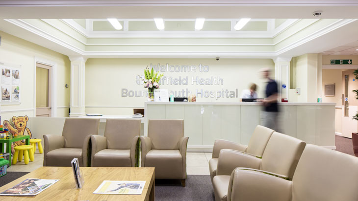 Nuffield Health Bournemouth Hospital