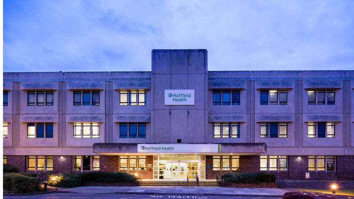 Nuffield Health Cheltenham Hospital
