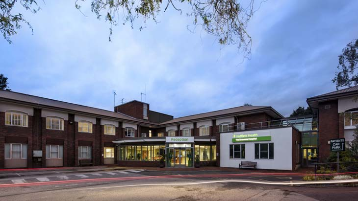 Nuffield Health Chester Hospital, The Grosvenor