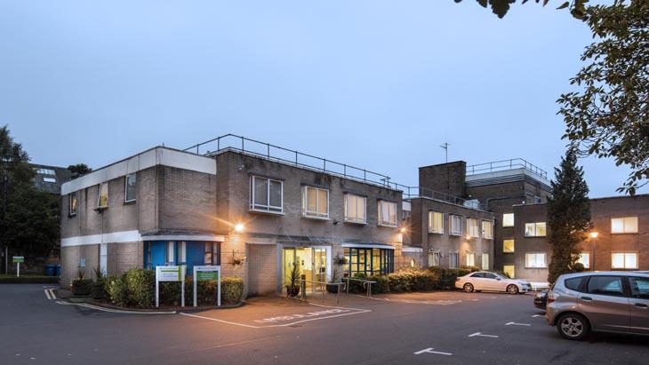 Nuffield Health Glasgow Hospital
