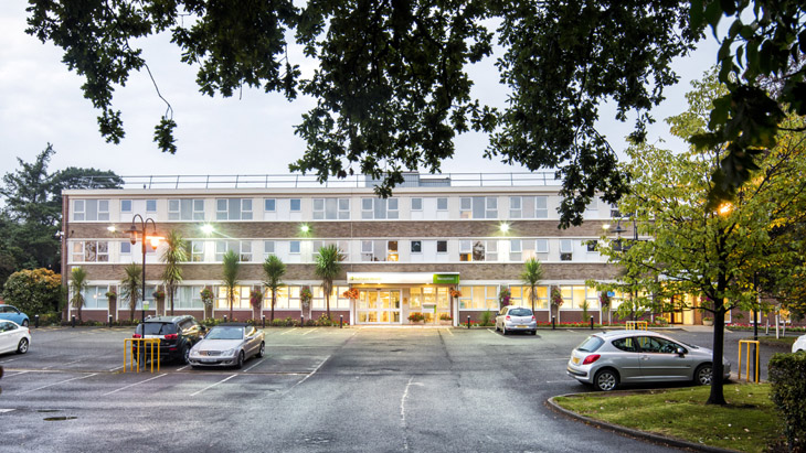 Nuffield Health Shrewsbury Hospital