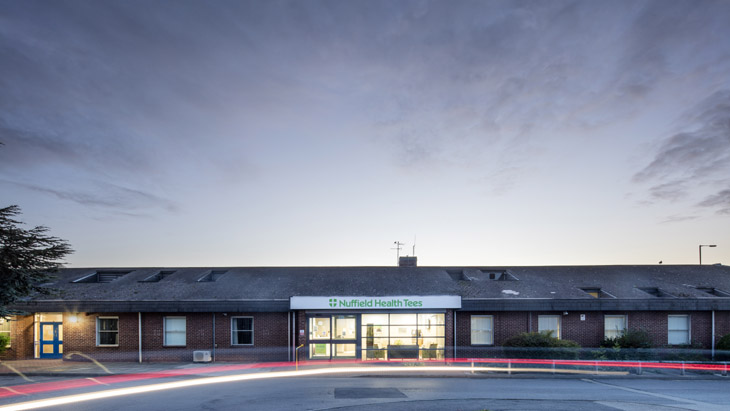Nuffield Health Tees Hospital