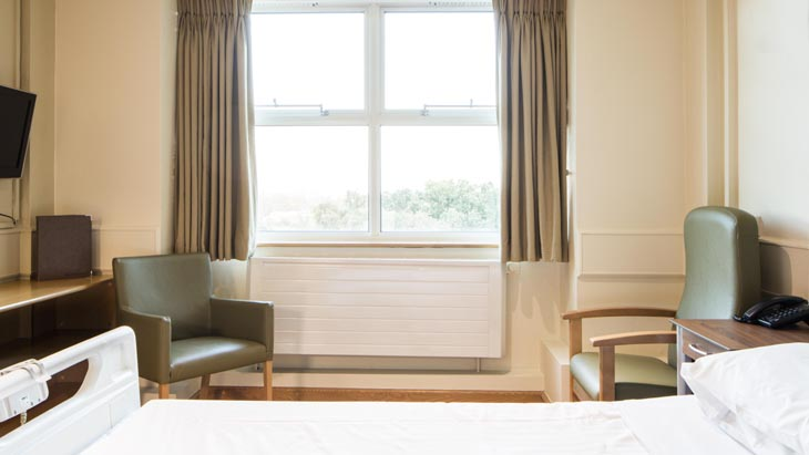 Nuffield Health Wolverhampton Hospital