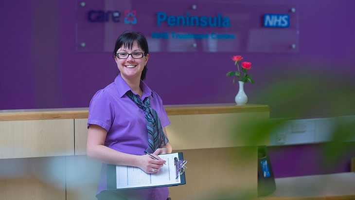 Peninsula Treatment Centre: Care UK