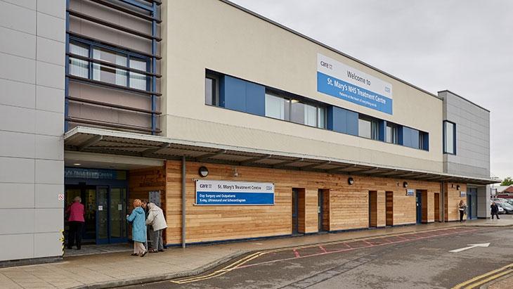 St Mary's Treatment Centre: Care UK