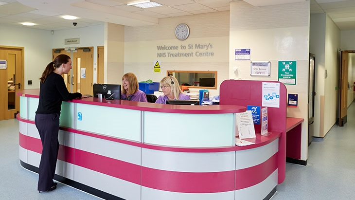 St Mary's Treatment Centre: Care UK