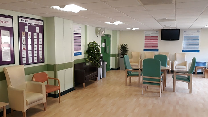 Southampton Treatment Centre: Care UK