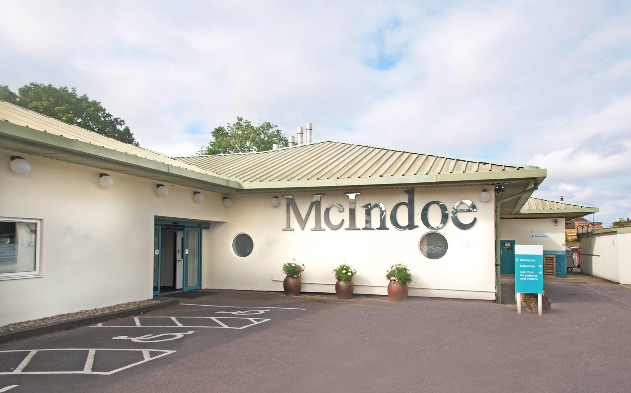 The McIndoe Centre
